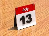 July 13th