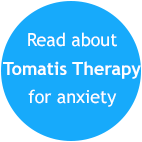 Read about Tomatis Therapy for anxiety